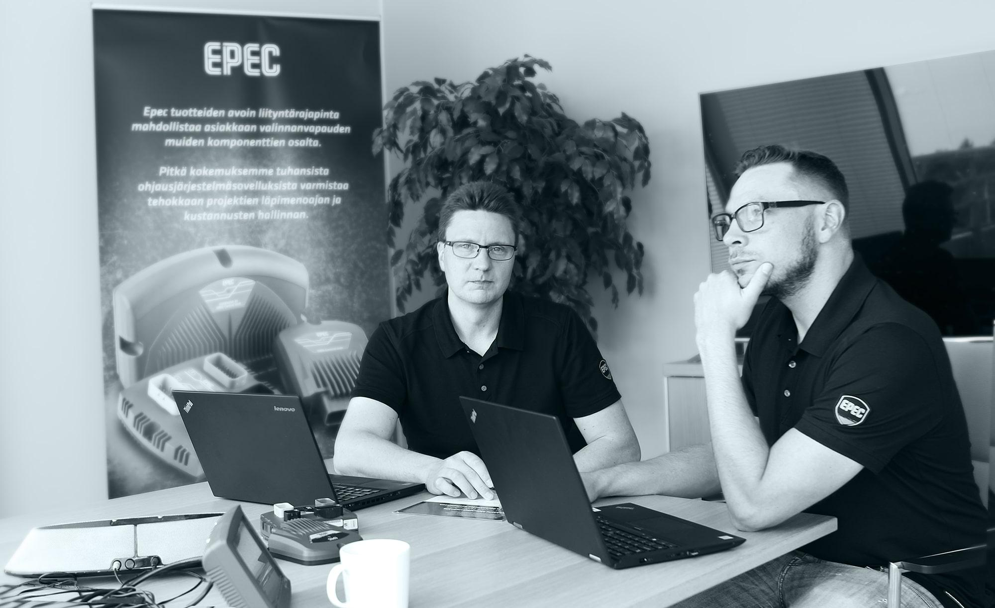 Epec Customer Services – Creating innovative control systems
